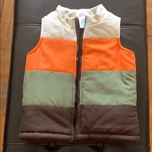 Wonder kids boys puffer vest